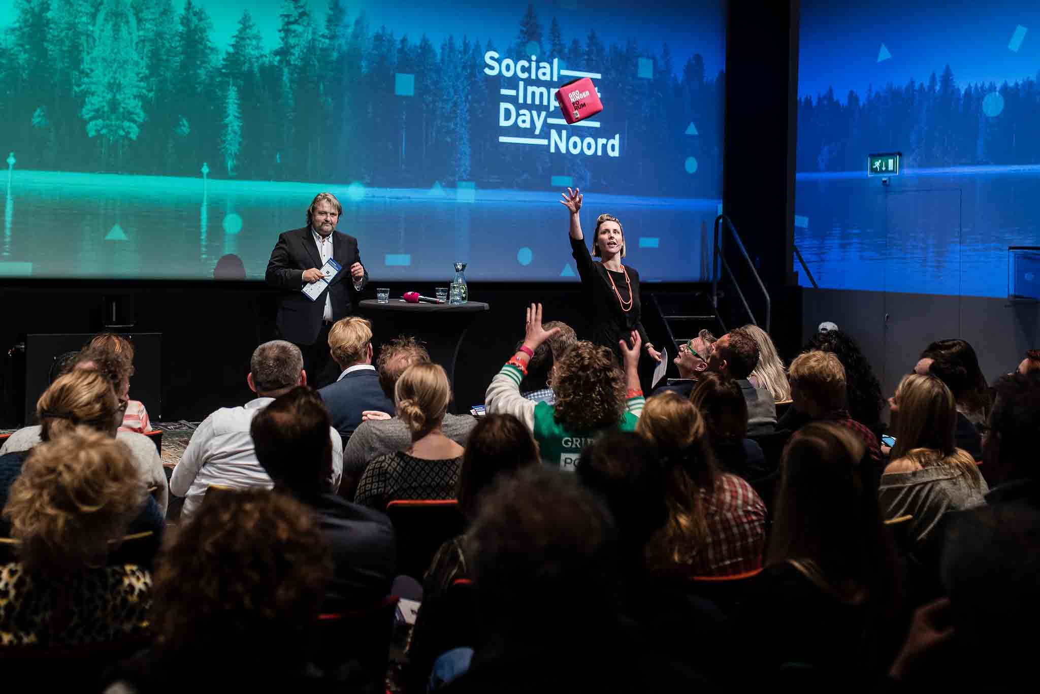 Social Impact Day Noord
